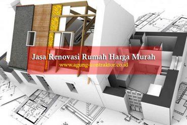 Jasa Renovasi Rumah Harga Murah